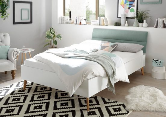 andas Einzelbett »MERLE«, in skandinavischem Design