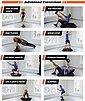 Balancetrainer »Terra Core Multi Fitnessgerät & Balance-Trainer für Ganzkörper-Training«, Universelle Workout Bench, Stepp und Balance Board, Bild 8