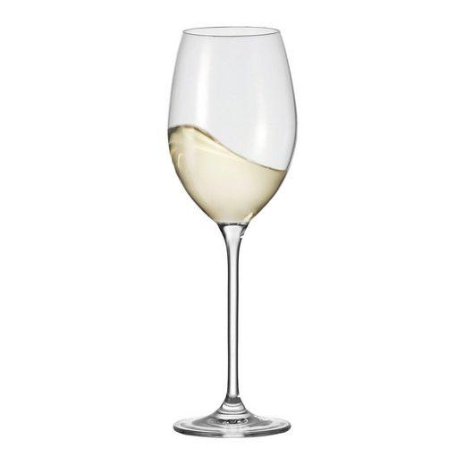 LEONARDO Weißweinglas »CHEERS Weißweinkelch 170 ml Einzelglas« (1-tlg), Glas