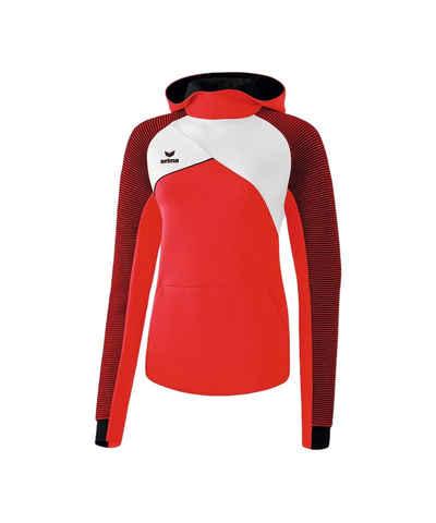 Erima Sweater »Premium One 2.0 Kapuzensweat Damen«