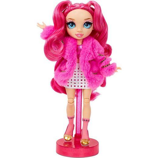 MGA Sammelfigur »Rainbow High Fashion Doll - Bella Parker (Pink)«