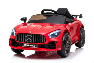 Toys Store Elektro-Kinderauto »Mercedes Gtr Amg Kinder Elektro Auto Kinderfahrzeug Sportwagen Rc Usb Mp3«, Belastbarkeit 35 kg
