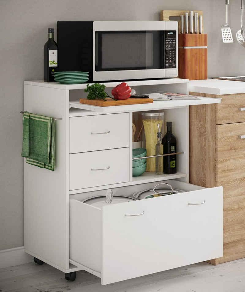VCM Küchenwagen »Küchenwagen Kicha mit Rollen«