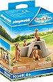 Playmobil® Konstruktions-Spielset »Erdmännchenkolonie (70349) und 2 Kattas (70355), Family Fun«, (Set, 2 St), Made in Europe, Bild 3