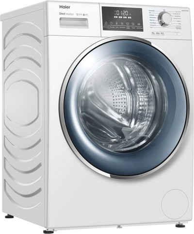 Haier Waschmaschine HW80-B14876N, 8 kg, 1400 U/min