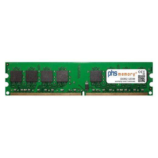 PHS-memory »RAM für Medion PC MT7 MED MT407G« Arbeitsspeicher