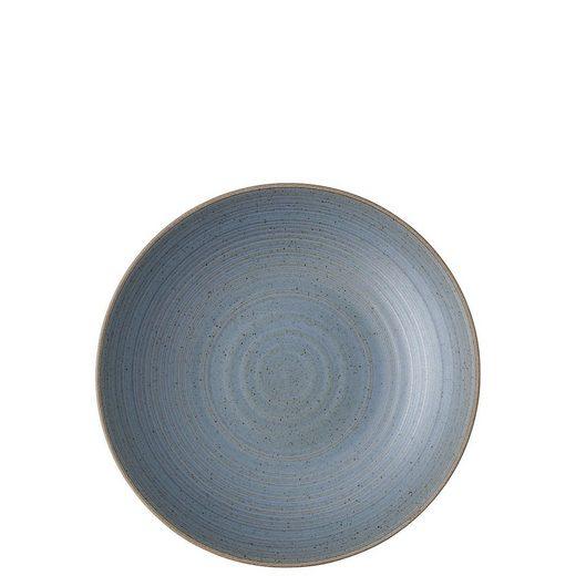 Thomas Porzellan Suppenteller »Nature Water Suppenteller 23 cm«, (1 Stück)