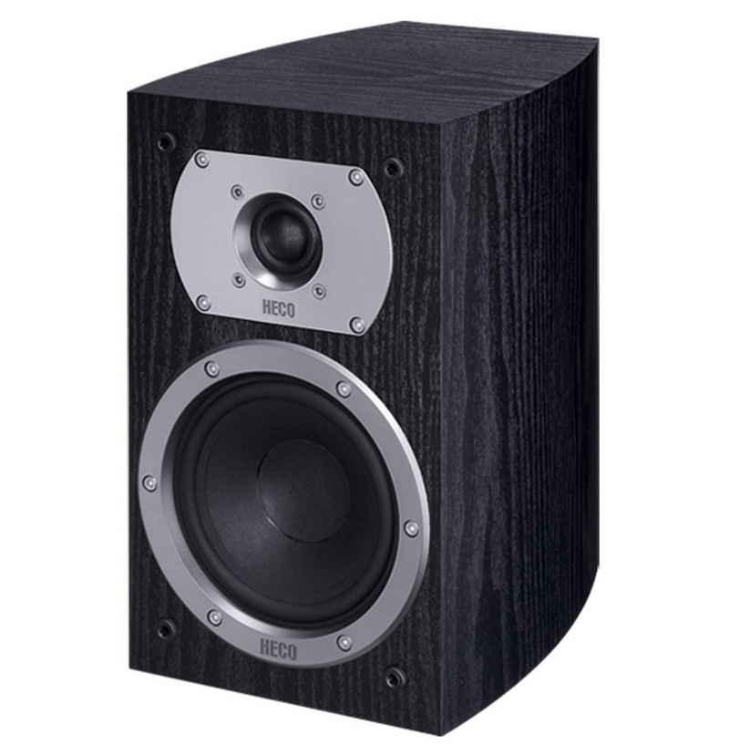 Heco Victa Prime 202 schwarz (Paar) Regal-Lautsprecher (keine)