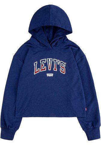 Levi's Kidswear Sportinis megztinis su gobtuvu in kurz...