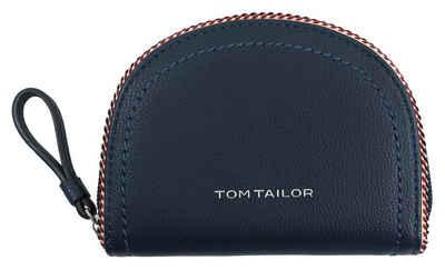 TOM TAILOR Geldbörse »CIELA«, in halbrunder Form