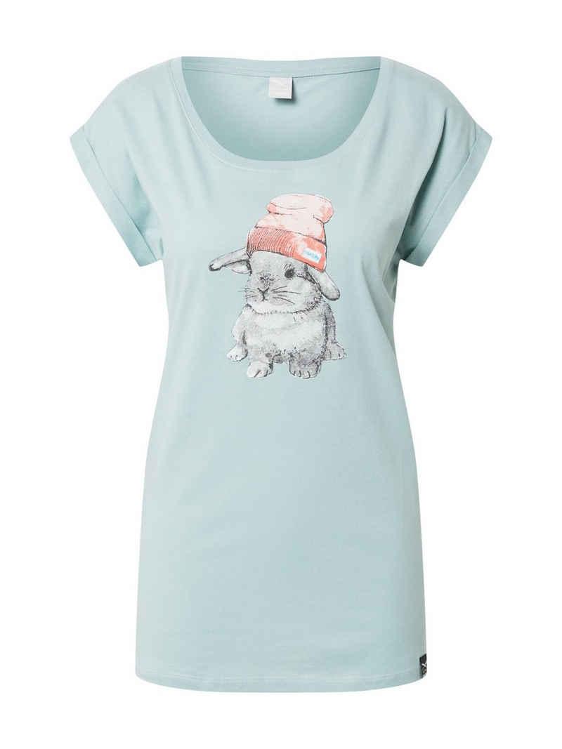 iriedaily T-Shirt »It Hasi« (1-tlg)
