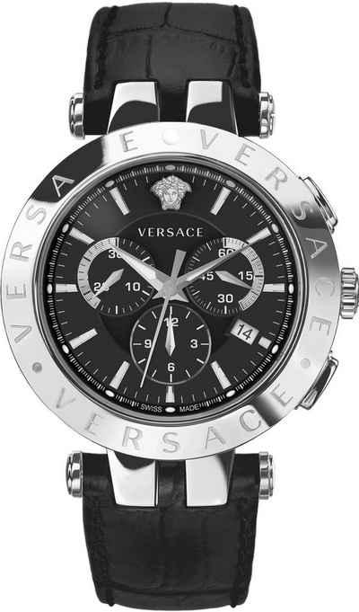 Versace Schweizer Uhr »V-Race«
