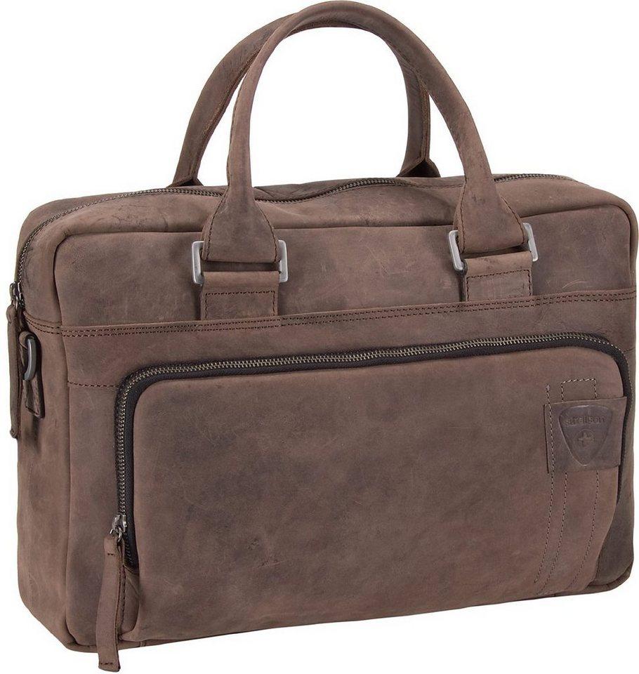 strellson -  Laptoptasche »Richmond Soft Briefcase«
