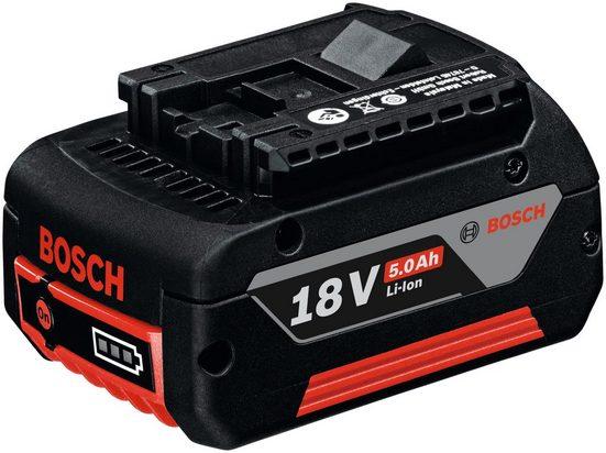 Bosch Professional »GBA 18V 5.0Ah« Akku 5000 mAh