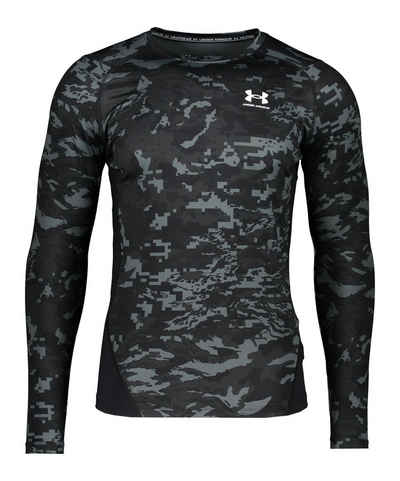 Under Armour® Funktionsshirt »HG Camo Compression Sweatshirt«
