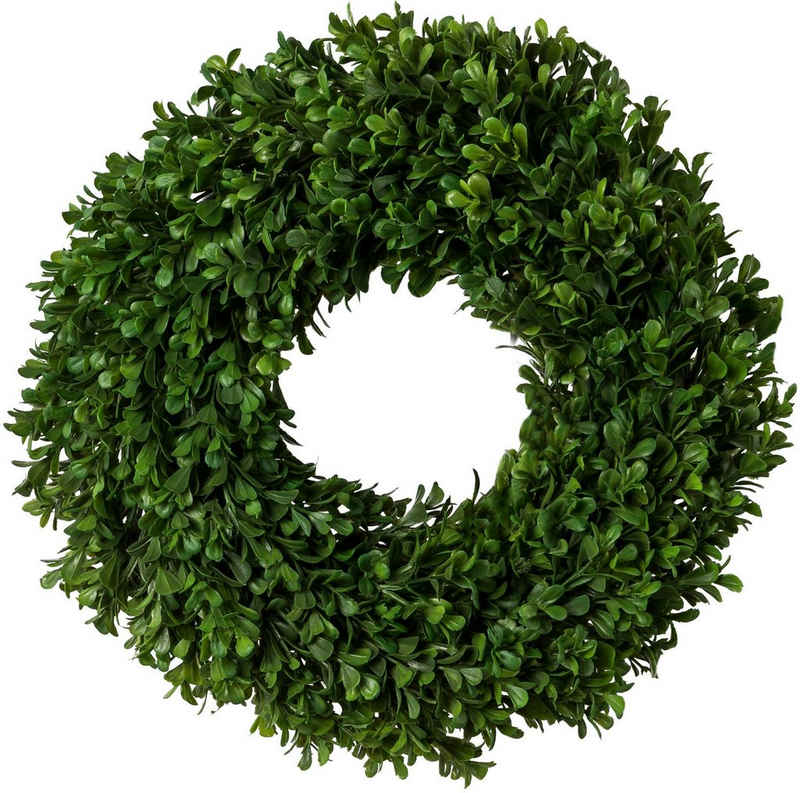 Kunstkranz, Creativ green, Höhe 33 cm