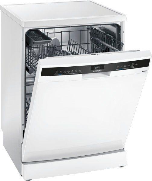 Küchengroßgeräte - SIEMENS Standgeschirrspüler iQ300, SN23HW30AE, 13 Maßgedecke  - Onlineshop OTTO