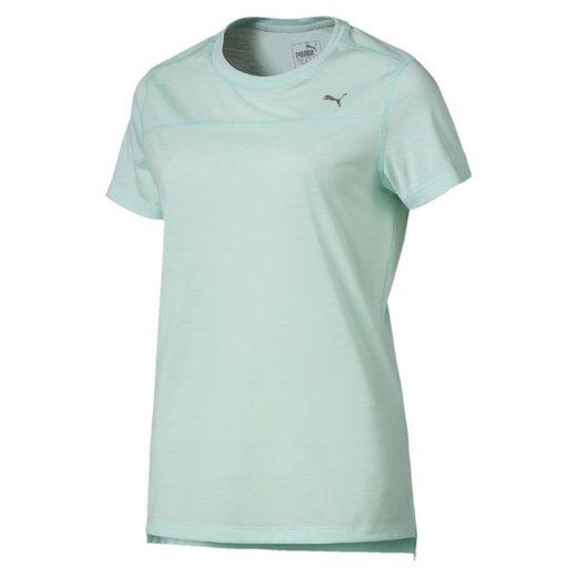 PUMA T-Shirt »Puma Damen Fitness-Shirt S/S Tee W – funktionales«