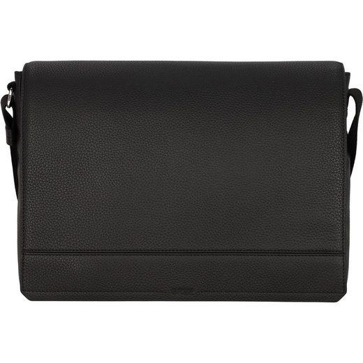BREE Messenger Bag »Aiko«, Leder