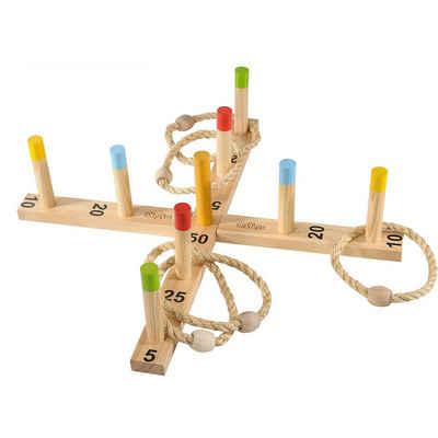 myToys Spielzeug-Gartenset »myToys Ringwurf-Spiel«