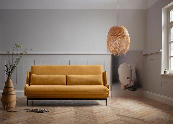 andas Schlafsofa »Skibby«, Breite 220cm, klappbar, in 3 Qualitäten, Design by Morten Georgsen