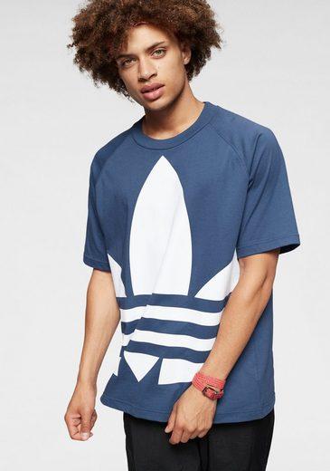 adidas Originals T-Shirt »BIG TREFOIL LOGO«