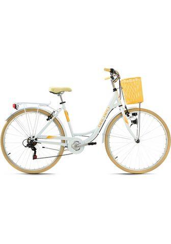KS Cycling Dviratis »Cantaloupe« 6 Gang Shimano T...
