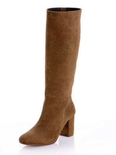 Alba Moda Stiefel aus Rindsleder