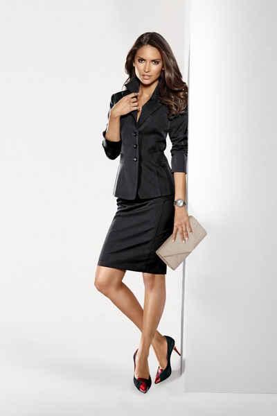 ASHLEY BROOKE by Heine Business-Kostüm, in femininer Form