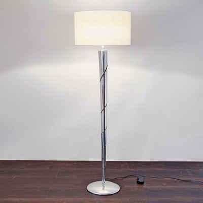 Holländer Stehlampe »Innovazione Eisen Silber«