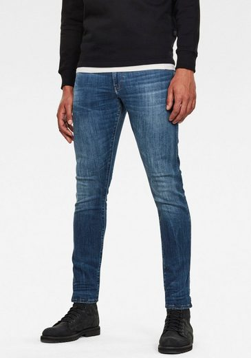 G-Star RAW Skinny-fit-Jeans »3301 Deconstructed«