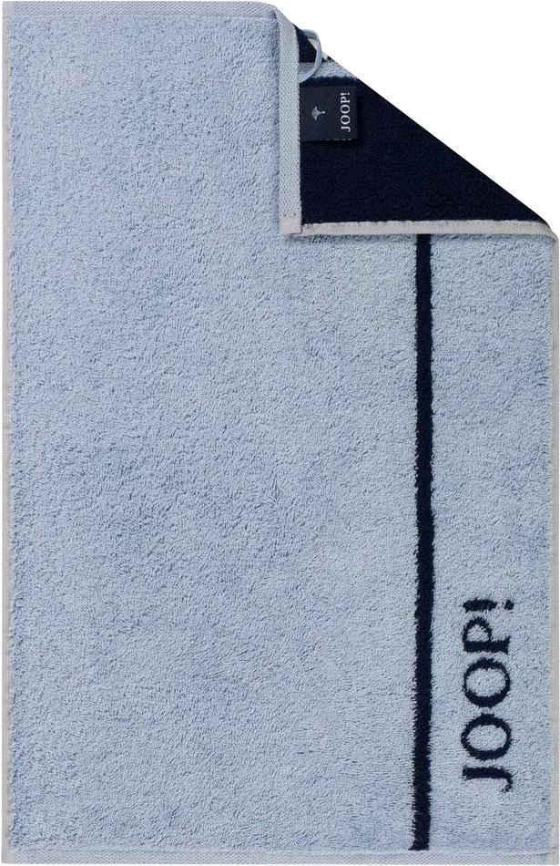Joop! Gästehandtücher »JOOP! LINES« (3-St), in Doubleface-Optik