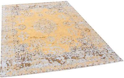 Teppich »Funky Orient Kirman«, TOM TAILOR, rechteckig, Höhe 5 mm, Kurzflor, Vintage Design, Orient-Optik, Wohnzimmer