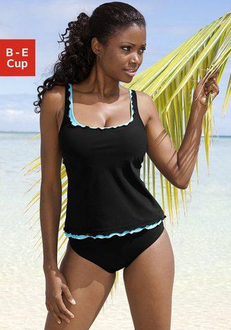 LASCANA Tankini maudymosi kostiumėlis in Lagen...