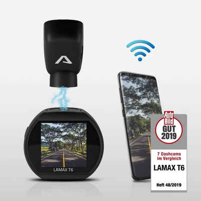 LAMAX »T6 Full HD« Dashcam (mit GPS-Modul)
