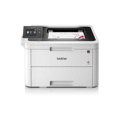 Brother Brother HL-L3270CDW Laserdrucker, (WLAN, automatischer Duplexdruck)
