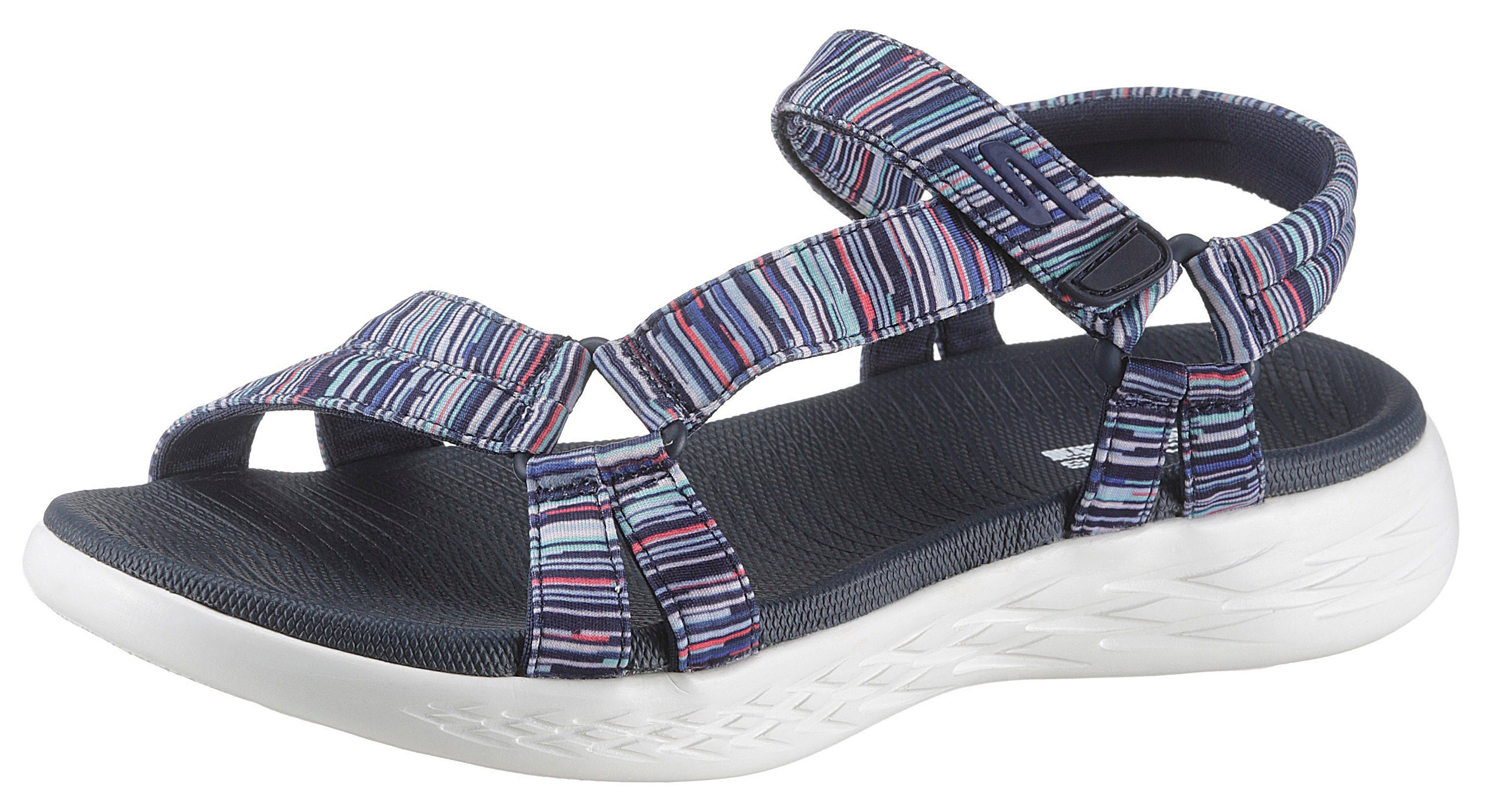 Skechers »On the Go 600« Sandale mit Goga Mat Technology online kaufen | OTTO
