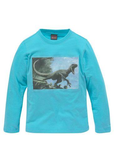 KIDSWORLD Langarmshirt »Dino«