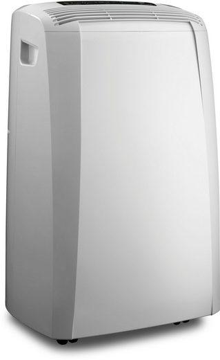 De'Longhi Klimagerät PAC CN93 ECO, Mobiles Klimagerät mit Entfeuchtungs-Funktion