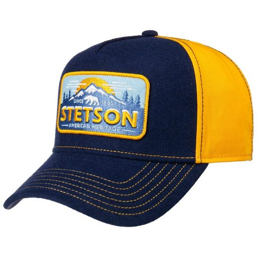 Stetson Trucker Cap (1-St) Basecap Snapback