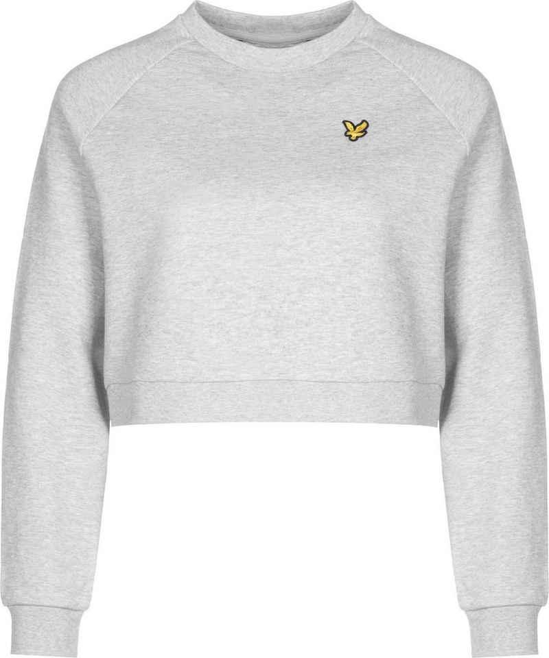 Lyle & Scott Sweatshirt »Cropped«