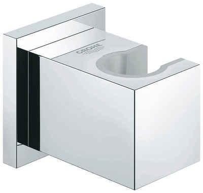 Grohe Brausehalter »Euphoria Cube«, aus verchromtem Metall