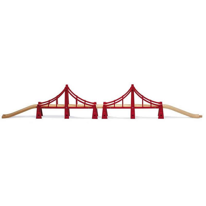BRIO® Spielzeug-Eisenbahn »Hängebrücke«