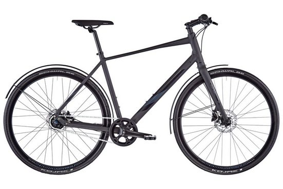 Serious Urbanbike »Intention«, 8 Gang Shimano Nexus 8 Schaltwerk