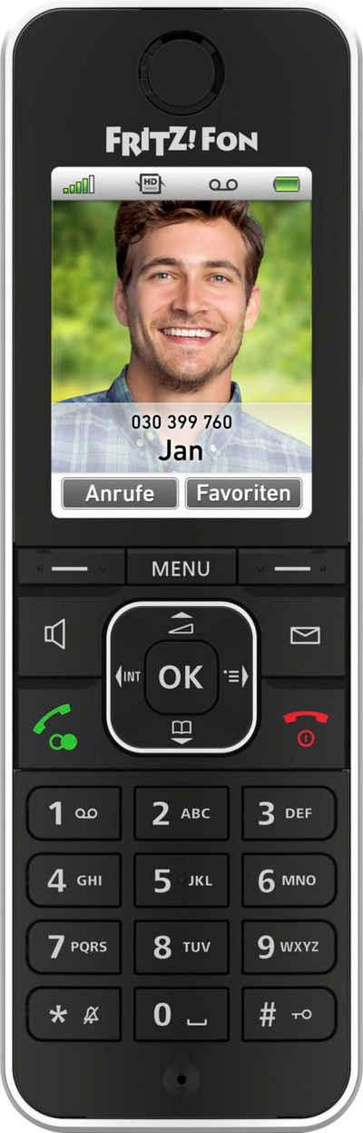 AVM »FRITZ!Fon C6« DECT-Telefon (Mobilteile: 1)