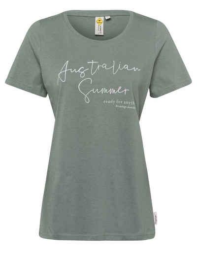 ROADSIGN australia T-Shirt »Australian Summer« mit Australien-Schriftzug in Farbmix