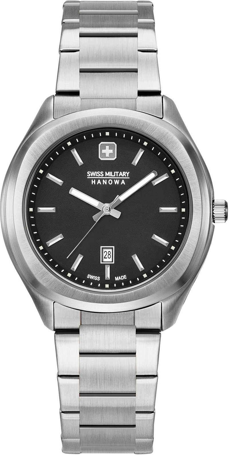 Swiss Military Hanowa Schweizer Uhr »ALPINA, 06-7339.04.007«