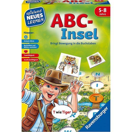 Ravensburger Lernspielzeug »Spielen und Lernen ABC-Insel«
