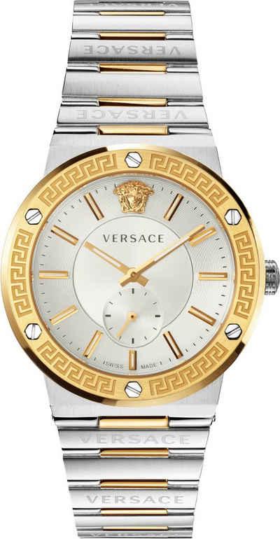 Versace Schweizer Uhr »Greca Logo, VEVI00320«