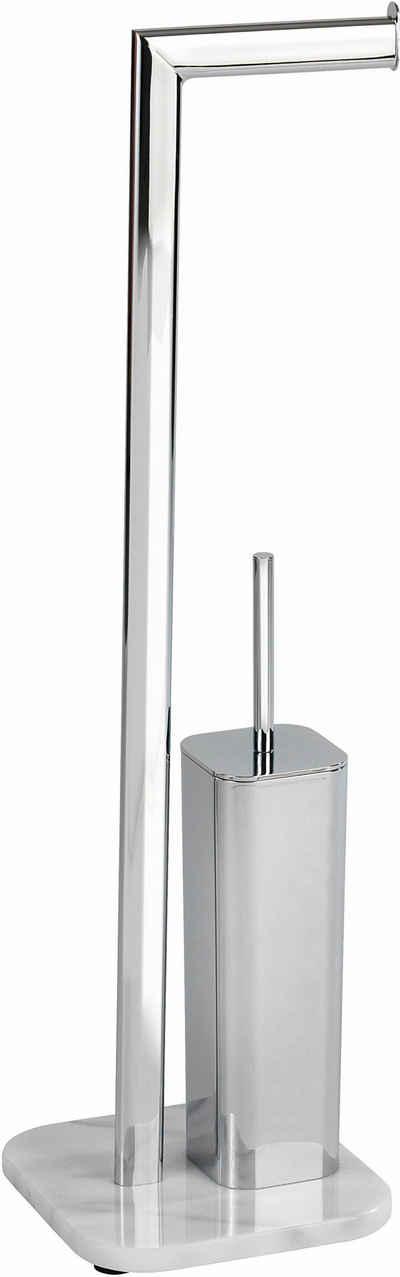 WC-Garnitur »Onyx«, WENKO, Stand WC-Garnitur